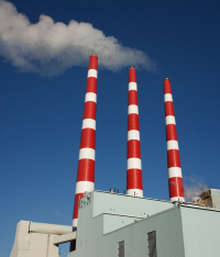 Air Emissions stacks